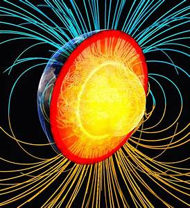 Ironing out the mystery of Earth's magnetic field | Watts ...