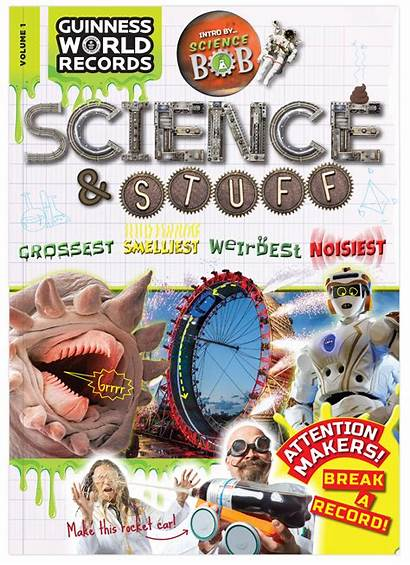 Stuff Science Records Guinness Recommendation Read Across