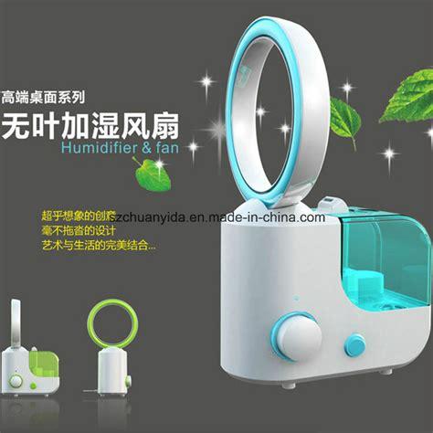 humidificateur de bureau ventilateur sans lame d 39 humidificateur ultrasonique d