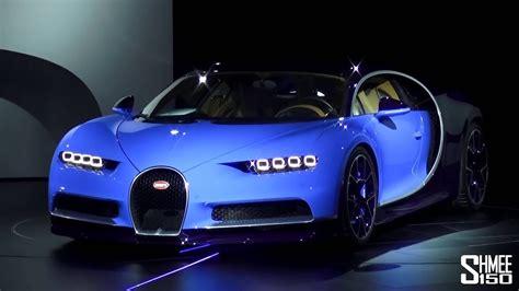bugatti chiron the new fastest sport car in the world 2016