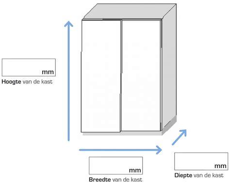 Keukenkasten Diepte by Ikea Keukenkast Diepte Informatie De Keuken