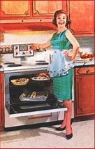 Image result for 50s housewife