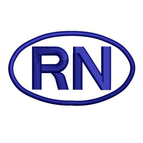 Registered Nurse Nursing Symbol