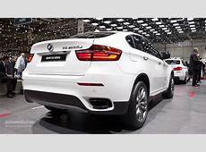 Geneva 2012 BMW X6 M50d SuperDiesel [Live Photos