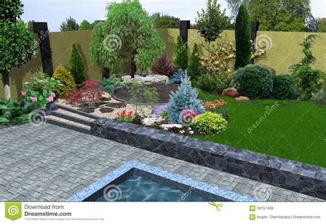plant groupings landscape design