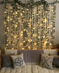 Led, Wall, Vine, Lights