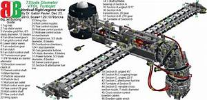 The Big Jet Engine Building Guide  A Lego U00ae Creation By