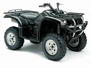 Yamaha Grizzly Yfm660 Yfm 660 Fp Repair Manual Yfm660fp 02