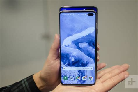 samsung galaxy s10 5g on review digital trends