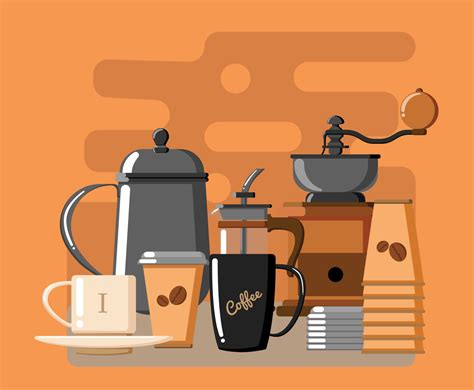 Download and use 10,000+ coffee illustration stock photos for free. Serving Coffee Vector Vector Art & Graphics | freevector.com