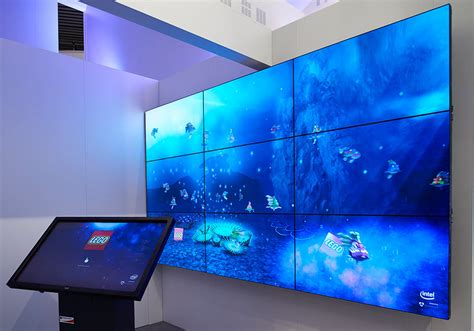 video wall interactive hire touch screens kiosks