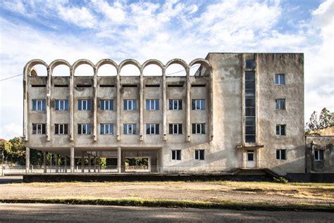 A Portrait Of Georgia's Soviet Architecture