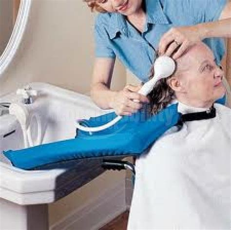 hair washing sink for home hair washing tray for sink deluxe local mobility
