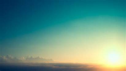 Wallpapers Sky Sunset Clear Resolution Future Nature