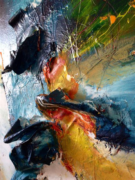 Follow Me 3d Living Abstract Painting By Dan Bunea