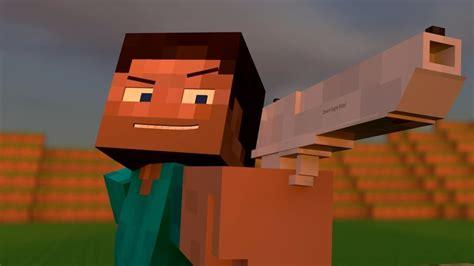 Minecraft Cartoon For Kids
