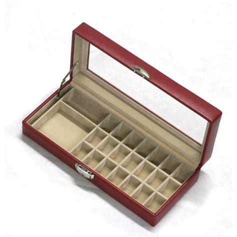 boite de rangement coffret 224 bijoux et coffret 224 montres
