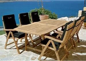 salon de jardin en teck mobilier de jardin With superb mobilier de piscine design 6 salon de jardin comment choisir le materiau du mobilier