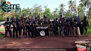 IS Gives Photos of 'Muhajir Battalion' in the Philippines ...