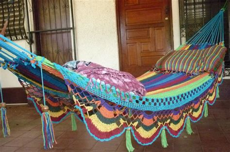 Hippie Hammock by 22 Hammocks For A Calm And Relaxing Style Motivation