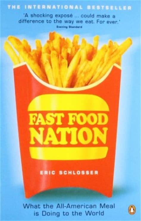 fast food nation quotes