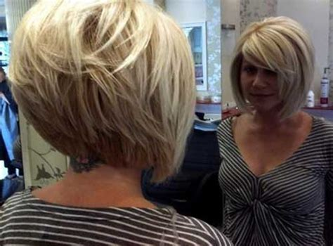 20+ Bob Haircuts For Round Faces
