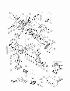 Makita Switch Wiring Diagram