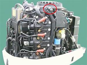 Diagram Or Picture On Where To Connect A Laptop To A 2004 Evinrude 250 Ficht