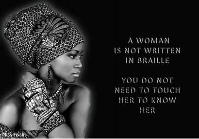 Quotes Queen Written African American Woman Braille