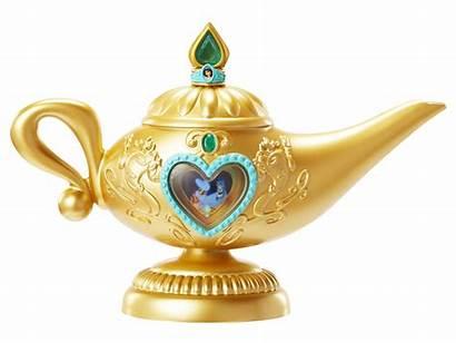 Lamp Genie Transparent Aladdin Magic Pngpix Gold