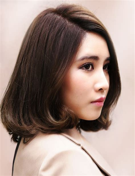 Latest Korean Hairstyles For Women 2015 Images