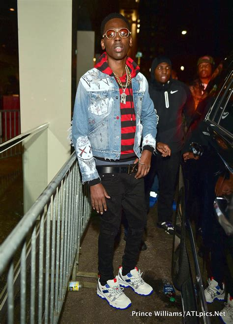 young dolph  gold room  atlanta sandra rose