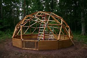 What About a Dome? – Modern Tiny House