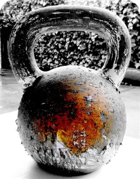 kettlebell wod crossfit kettlebells kfit training workout club wods bell woltering justin rusty devil i35 usa level crossfiti35 vernon core