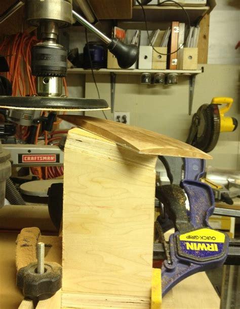 curly maple pagoda box  dhs  lumberjockscom