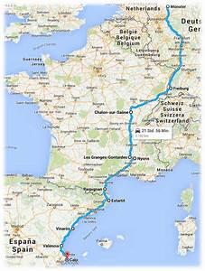 Maps Route Berechnen Ohne Autobahn : h2go frankreich spanien 03 2015 ~ Themetempest.com Abrechnung