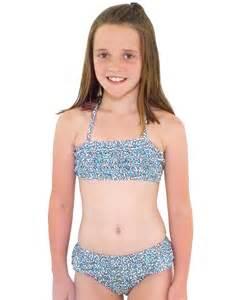 Young Little Girls Swimwear Bikinis