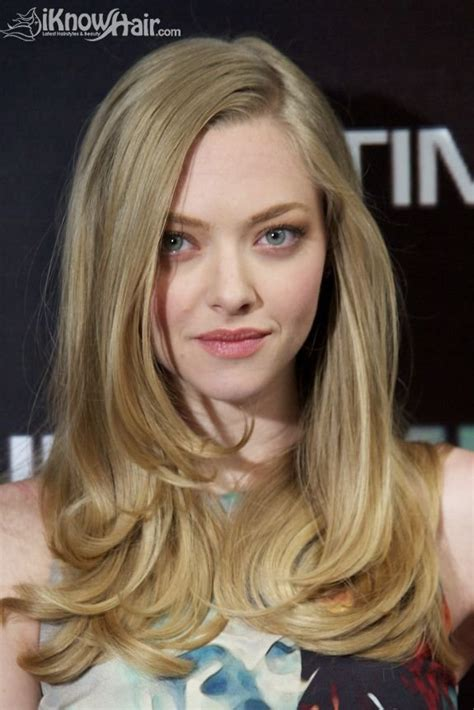 amanda seyfried hair amanda seyfried haircut hair color hairstyles  trendy haircuts
