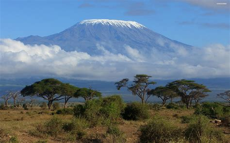 mountain kilimanjaro wallpapers images  pictures