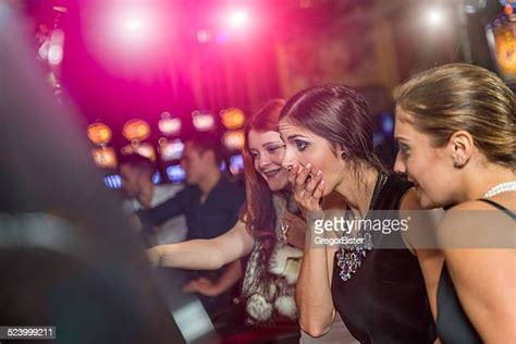 teen pokies   premium high res pictures getty