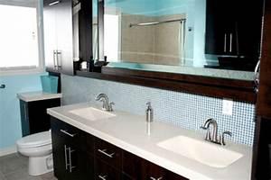 du beton plus leger pour la maison marie france leger With joint lavabo salle de bain