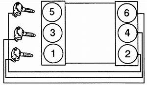 Firing Order For A 2003 Toyota Tundra