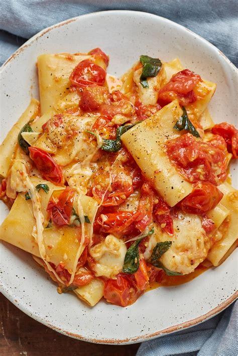 pasta alla sorrentina recipe great italian chefs
