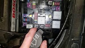 Chevy Sonic Underhood Fuses - Ac Relay  Fuel Pump Relay