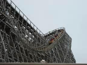 Mean Streak Cedar Point Roller Coaster