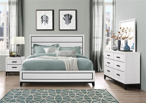 Bedroom Furniture Sets Without Bed by Kate White Size Bed Kate Global Furniture Usa Modern