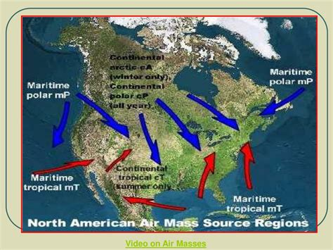 air masses global wind fronts patterns winds blow ppt powerpoint presentation direction