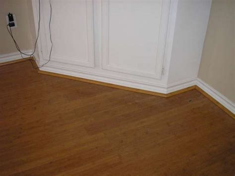 laminate wood flooring moldings laminate flooring t molding wood floors