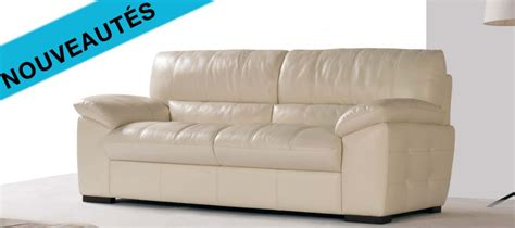 fauteuil cuir canap 233 show