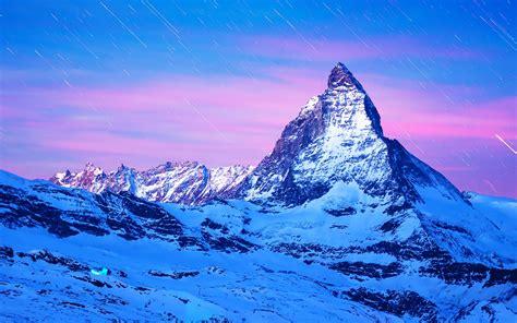 Matterhorn Mountain Europe Wallpapers